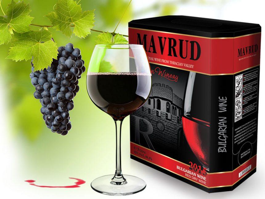 3l-wine mavrud