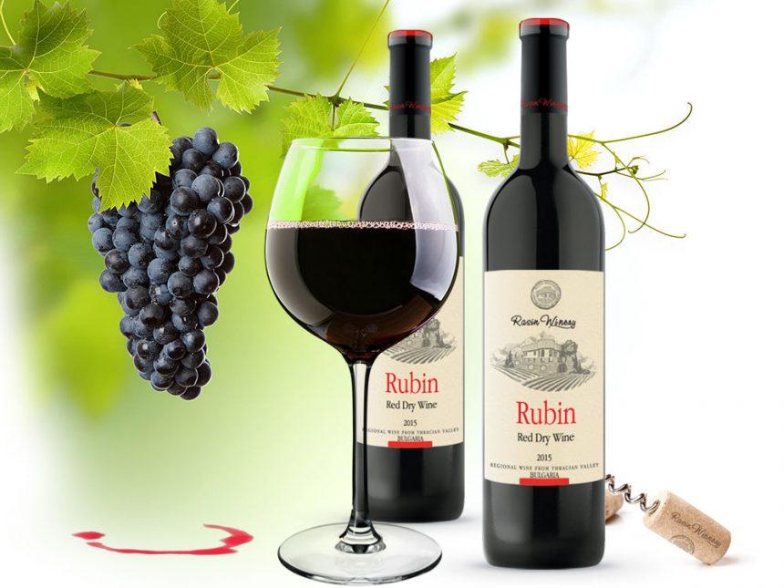 wine rubin