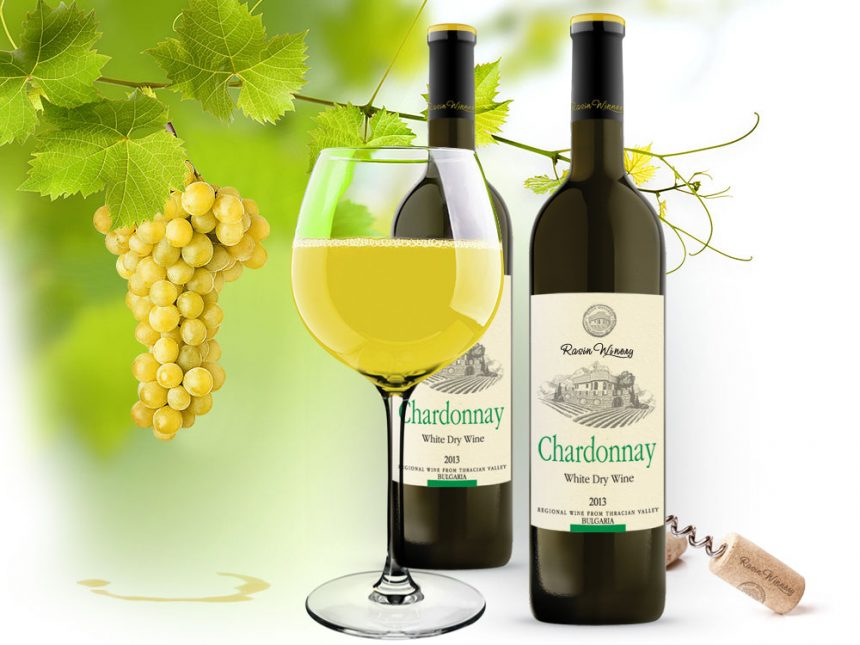 wine chardonnay