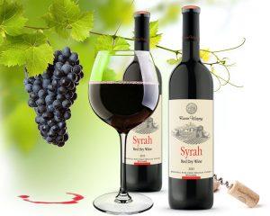 wine syrah